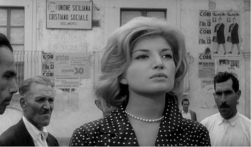 Monica Vitti - L'Avventura (1960) surrounded
