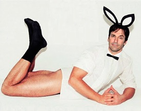 jon hamm bunny no pants