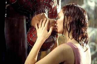 Spiderman-Kiss