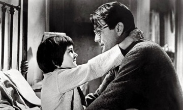 Photo credit: To Kill a Mockingbird, starring Gregory Peck