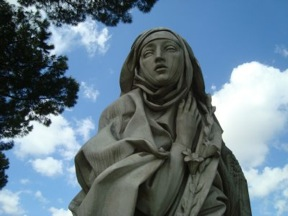 St. Catherine of Siena iii