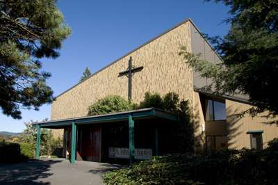 St John the Baptist Episcopal church, Portland, Oregon