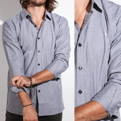 Huffer_Mens_Chair_Bro_Stripe_Button_Up_Shirt_Grey_Stripe